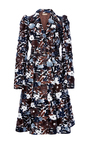 Embroidered Princess Coat by MICHAEL KORS COLLECTION for Preorder on Moda Operandi