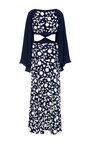 Cutout Embroidered Gown by MICHAEL KORS COLLECTION for Preorder on Moda Operandi