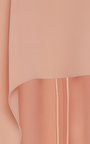 Stretch Viscose Draped Bustier Top by SALLY LAPOINTE for Preorder on Moda Operandi