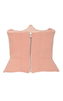 Stretch Viscose Corset by SALLY LAPOINTE for Preorder on Moda Operandi