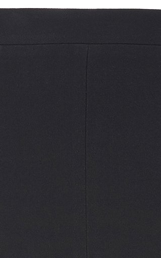 Stretch Viscose Cut Out Skirt by SALLY LAPOINTE for Preorder on Moda Operandi