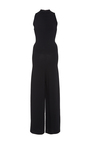 Stretch Viscose Jumpsuit by SALLY LAPOINTE for Preorder on Moda Operandi