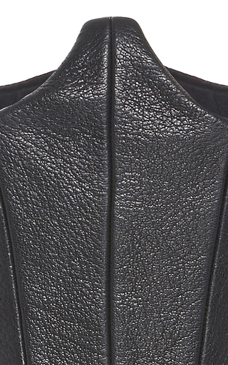 Leather Corset by SALLY LAPOINTE for Preorder on Moda Operandi