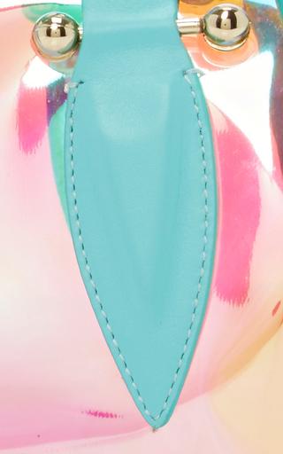Mini Benedetta Top Handle Bag by DELPOZO for Preorder on Moda Operandi