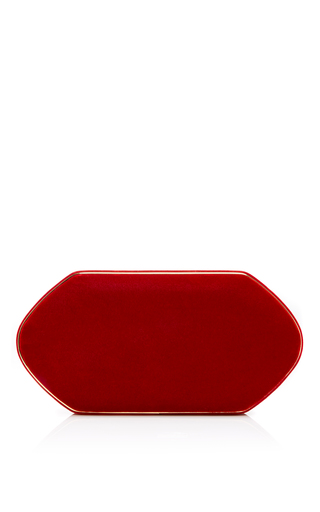 Medium hunting season red compact clutch 2