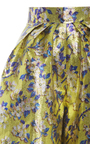 Floral Wide Legged Trousers by DELPOZO for Preorder on Moda Operandi
