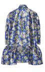 Floral Jacket With Yoke by DELPOZO for Preorder on Moda Operandi