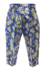 Floral Bermuda Shorts by DELPOZO for Preorder on Moda Operandi