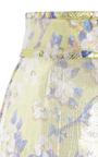 A Line Crinoline Midi Skirt by DELPOZO for Preorder on Moda Operandi