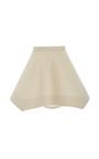 Flared Short Skirt by DELPOZO for Preorder on Moda Operandi