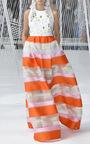 Striped Sleeveless Jumpsuit by DELPOZO for Preorder on Moda Operandi