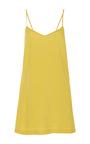 Spaghetti Strap Mini Dress by MARA HOFFMAN for Preorder on Moda Operandi