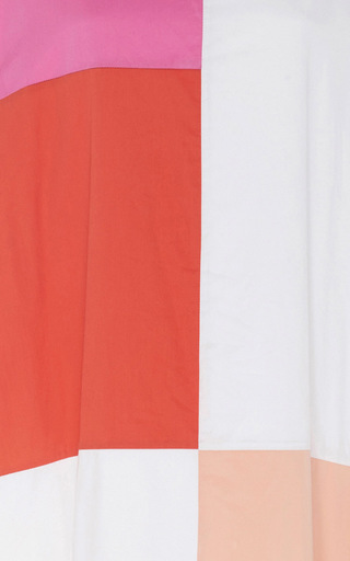 Patchwork Dashiki by MARA HOFFMAN for Preorder on Moda Operandi