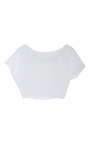 Easy Crop Top by MARA HOFFMAN for Preorder on Moda Operandi
