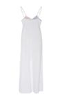 Woven Wide Leg Jumpsuit by MARA HOFFMAN for Preorder on Moda Operandi