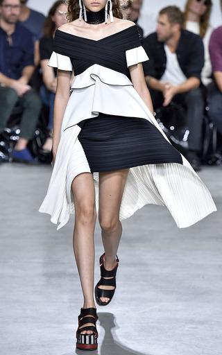 Leather Platform Sandals by PROENZA SCHOULER for Preorder on Moda Operandi