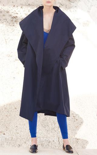 Francis Low V Jumpsuit by GABRIELA HEARST for Preorder on Moda Operandi