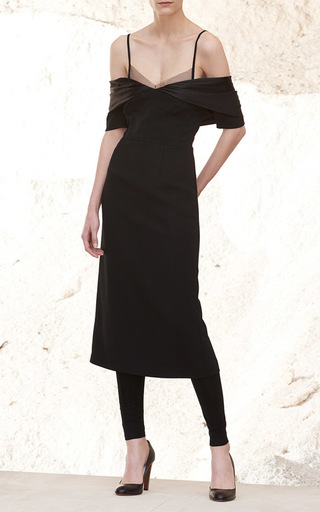 Delilah Dress by GABRIELA HEARST for Preorder on Moda Operandi