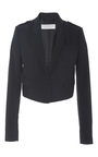 Simon Cropped Blazer by GABRIELA HEARST for Preorder on Moda Operandi