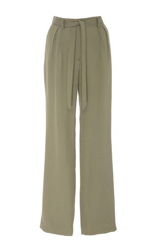 Anna Straight Leg Pants by GABRIELA HEARST for Preorder on Moda Operandi