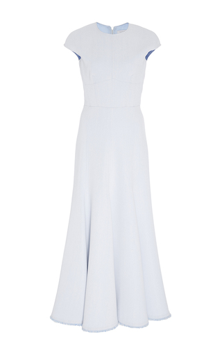 Crowther Scoop Neck Maxi Dress by GABRIELA HEARST for Preorder on Moda Operandi
