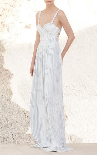 Morgan Gown by GABRIELA HEARST for Preorder on Moda Operandi