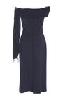 Kyteler Knee Length Dress by GABRIELA HEARST for Preorder on Moda Operandi