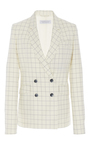 Themis Double Breasted Blazer by GABRIELA HEARST for Preorder on Moda Operandi