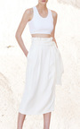 Freya High Rise Skirt by GABRIELA HEARST for Preorder on Moda Operandi