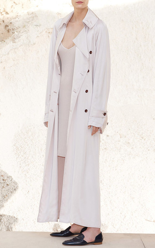 Cabot Trench by GABRIELA HEARST for Preorder on Moda Operandi
