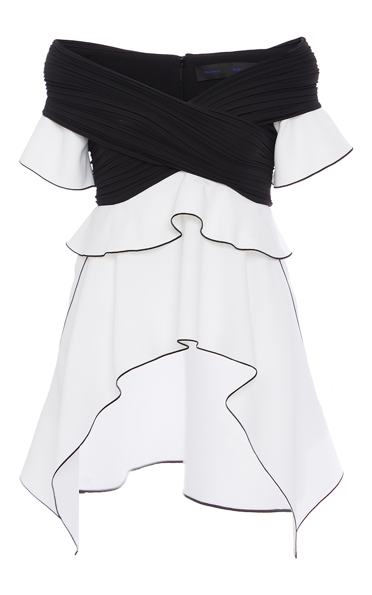 6c0bb84bd9ebb Proenza SchoulerPleated Crepe Off The Shoulder Top. CLOSE. Loading