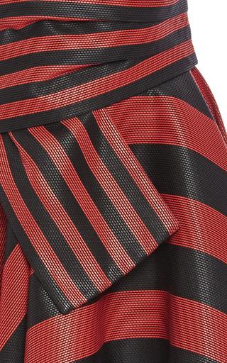 Sleeveless Asymmetrical Wrap Dress by PROENZA SCHOULER for Preorder on Moda Operandi