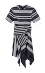 Short Sleeve  Stripe Dress by PROENZA SCHOULER for Preorder on Moda Operandi