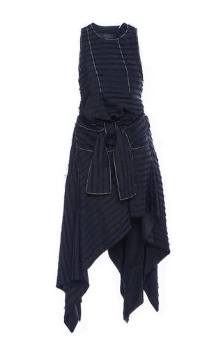 Sleeveless Faille Dress With Waist Tie by PROENZA SCHOULER for Preorder on Moda Operandi