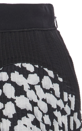 Arched Asymmetrical Hem Pleated Skirt by PROENZA SCHOULER for Preorder on Moda Operandi