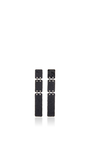 Long Earrings In Black by PROENZA SCHOULER for Preorder on Moda Operandi