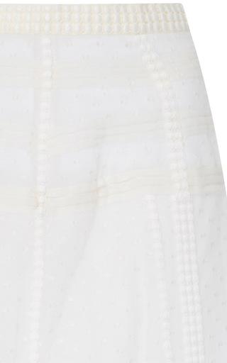 Floor Length Skirt by OSCAR DE LA RENTA for Preorder on Moda Operandi