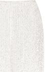 Wide Legged Bugle Bead And Pearl Trousers by OSCAR DE LA RENTA for Preorder on Moda Operandi