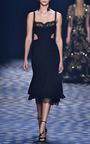Mina Wedge by MARCHESA for Preorder on Moda Operandi