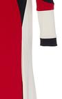 Long Sleeve Swirl Front Slit Gown by NAEEM KHAN for Preorder on Moda Operandi