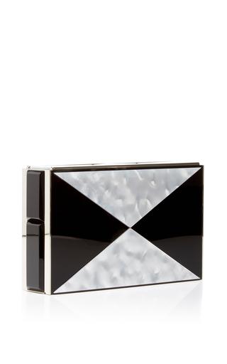 Basel Envelope Clutch by NAEEM KHAN for Preorder on Moda Operandi