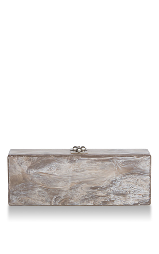 Flavia Shroom Clutch by EDIE PARKER for Preorder on Moda Operandi
