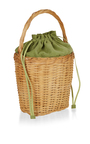 Lily Suede Basket Tote by EDIE PARKER for Preorder on Moda Operandi