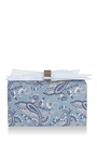 Wolf Paisley Clutch by EDIE PARKER for Preorder on Moda Operandi