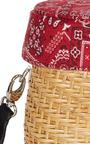 Jane Paisley Bag by EDIE PARKER for Preorder on Moda Operandi