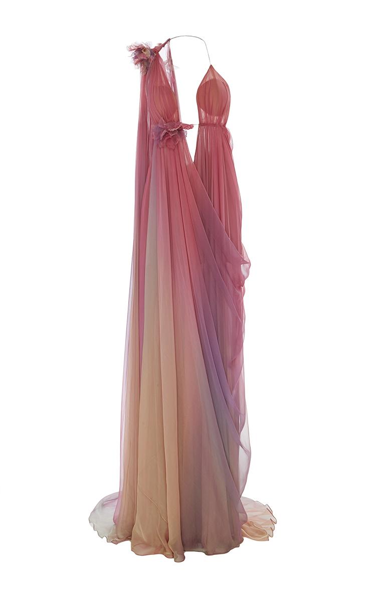 1fbc93ba Ombré Grecian Gown by Marchesa | Moda Operandi