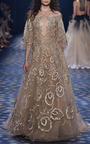 A Line Tulle Gown by MARCHESA for Preorder on Moda Operandi