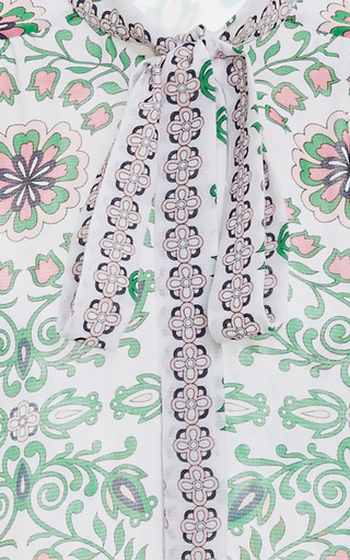 Kia Bow Blouse  by TORY BURCH for Preorder on Moda Operandi