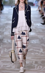 Sail Cropped Pant by TORY BURCH for Preorder on Moda Operandi