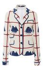 Sail Blazer by TORY BURCH for Preorder on Moda Operandi